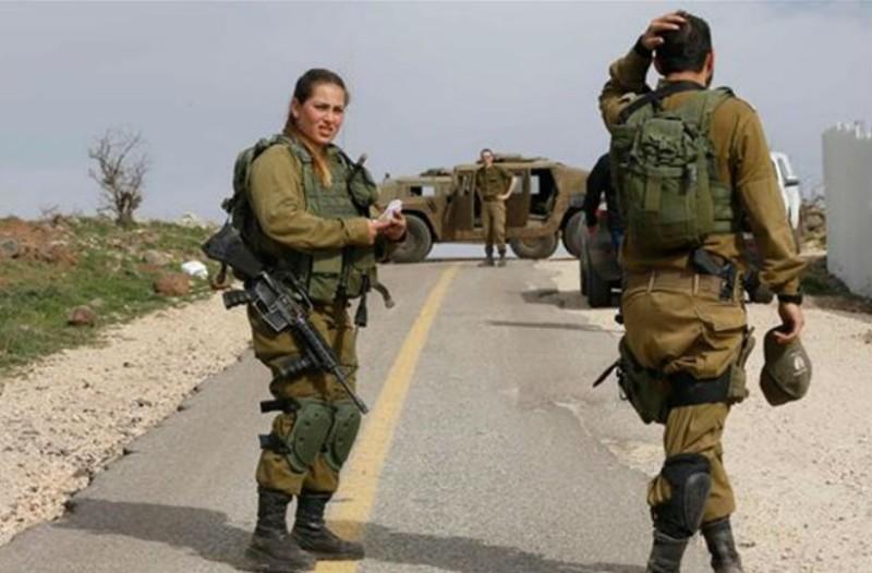 Στρατιωτικό όχημα πάτησε νάρκη στη Δυτική Όχθη!