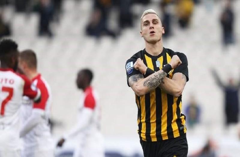 Super League: Περίπατος της ΑΕΚ (4-0) με την Ξάνθη με χατ τρικ Βράνιες