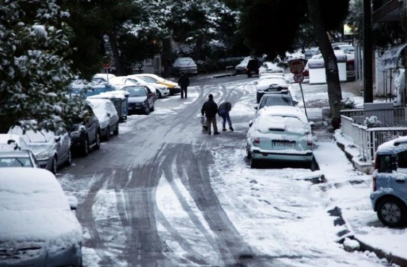 Ραγδαία επιδείνωση του καιρού με ισχυρές καταιγίδες και πυκνές χιονοπτώσεις! - Έκτακτο δελτίο από την ΕΜΥ