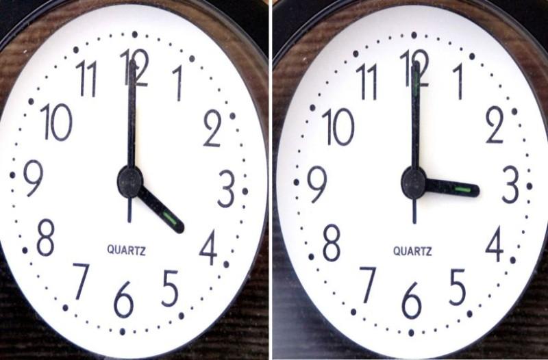 Προσοχή: Πότε αλλάζει η ώρα;