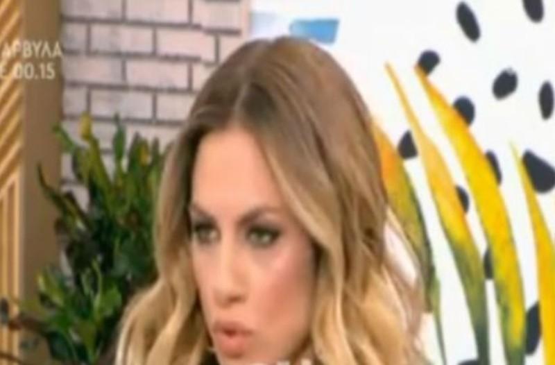 Ντορέττα Παπαδημητρίου: Απίστευτα ενοχλημένη για τον Αγγελόπουλο! Η επίθεση και η αμηχανία της Σκορδά! (video)