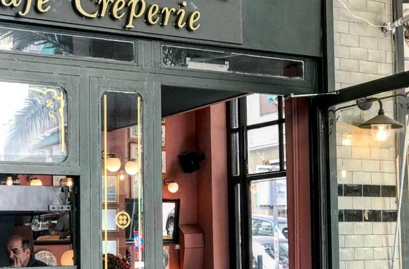 Σε αυτό το γαλλικό bistro δοκιμάσαμε την καλύτερη κρέπα της Αθήνας!