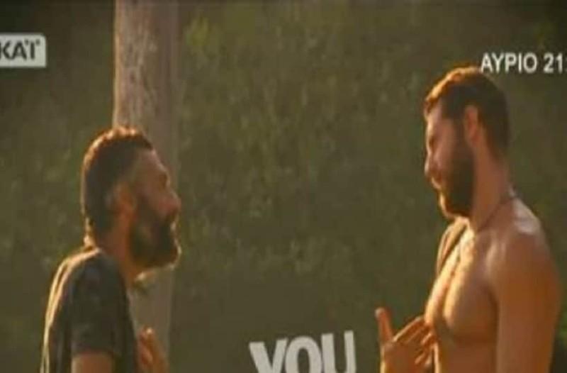 Survivor 2: Άστραψε και βρόντηξε ο Νάσος Παπαργυρόπουλος! Το άγριο ξέσπασμα και οι ατάκες κόλαφος! Σε ποιον τις είπε;
