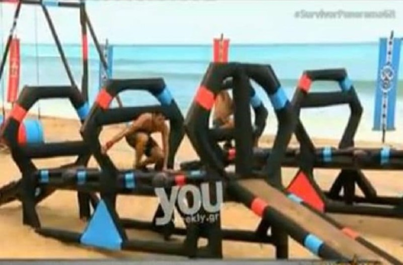 Survivor 2: Διέρρευσαν πλάνα από τον πρώτο αγώνα! Αυτός είναι ο νικητής... (Video)