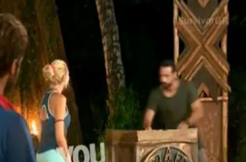 Survivor 2: Σηκώθηκε η Σπυροπούλου να πάρει τη θέση του Τανιμανίδη στο κουίζ! Την ξέσκισαν στο Twitter...