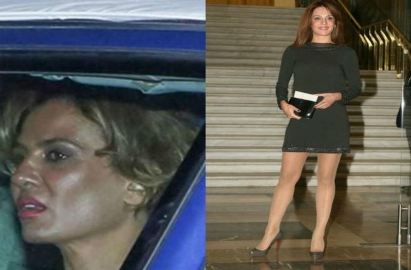 Απίστευτο περιστατικό με την Δήμητρα Ματσούκα! Τράκαρε και την έπιασαν με ανασφάλιστο αυτοκίνητο! Το κυνηγητό με τους αστυνομικούς τα μεσάνυχτα...