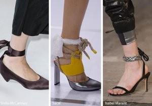 Η μόδα στα γυναικεία παπούτσια για την Άνοιξη- Καλοκαίρι 2018 ... 267e7c1c200