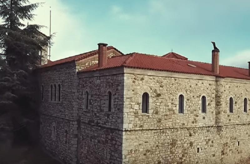 Ιερά Μονή Αγίας Λαύρας - Εκεί που υψώθηκε το λάβαρο της Επανάστασης (video)