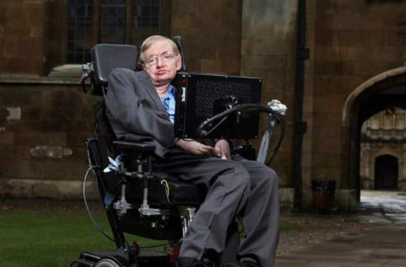 Θλίψη: Έφυγε από την ζωή o μεγάλος αστροφυσικός Στίβεν Χόκινγκ!