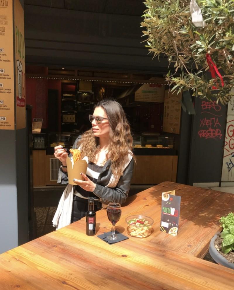 Αθήνα: Εδώ θα φας τα πιο νόστιμα spaghetti... on the go και μάλιστα σε εξαιρετική τιμή! (photos)