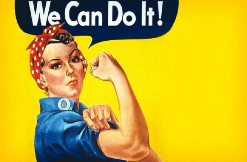 Πίσω στον Β' Παγκόσμιο: Ποιά είναι η γυναίκα που ενέπνευσε την διάσημη αμερικάνικη αφίσα!