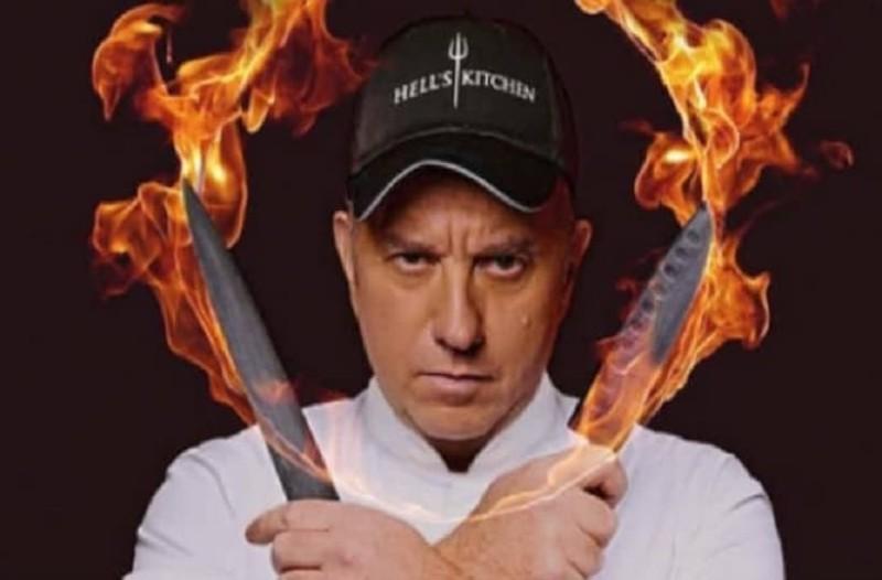 Άστραψε και βρόντηξε ο Έκτορας Μποτρίνι στο Instagram για το Hell's Kitchen: «Ειλικρινά ντρέπομαι…»