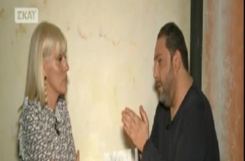 Λύγισε ο Στέλιος Διονυσίου μπροστά στην κάμερα! - Ο ιερός όρκος και η απίστευτη αποκάλυψη για τον αστυνομικό που χτύπησε (Video)