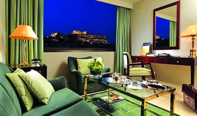 Best classic hotels in Athens: Accommodation with history
