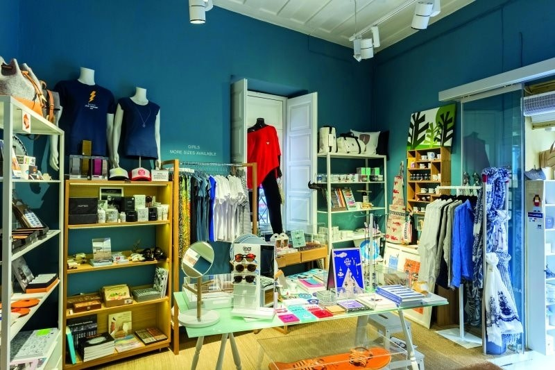 Best concept stores in Athens