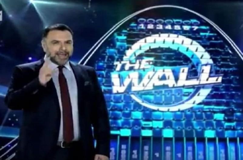 The Wall: To τρέιλερ του νέου τηλεπαιχνιδιού του ΑΝΤ1 με τον Γρηγόρη Αρναούτογλου!