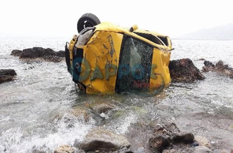 Απίστευτη τραγωδία στην Καλαμάτα: 21χρονος ο νεκρός οδηγός που έπεσε σε γκρεμό! (video)
