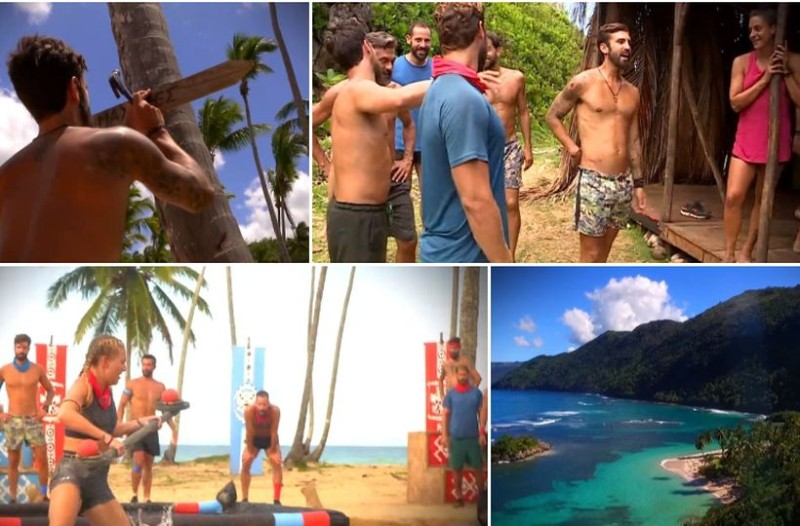 Survivor spoiler: Το 5λεπτο βίντεο του σημερινού επεισοδίου! Οι νέες φιλίες και οι... ετοιμασίες! (video)