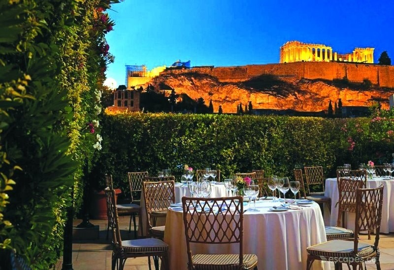 The greatest downtown Athens hotels
