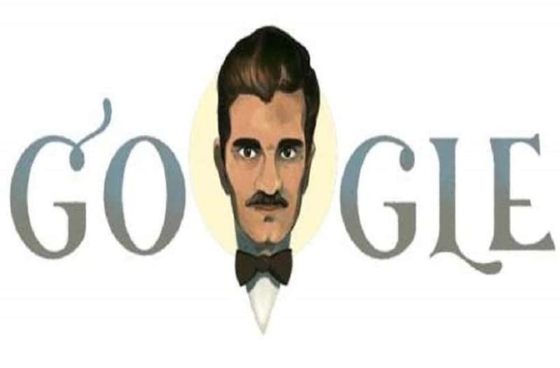 Google: Τιμά με το σημερινό της doodle τον ηθοποιό Ομάρ Σαρίφ!