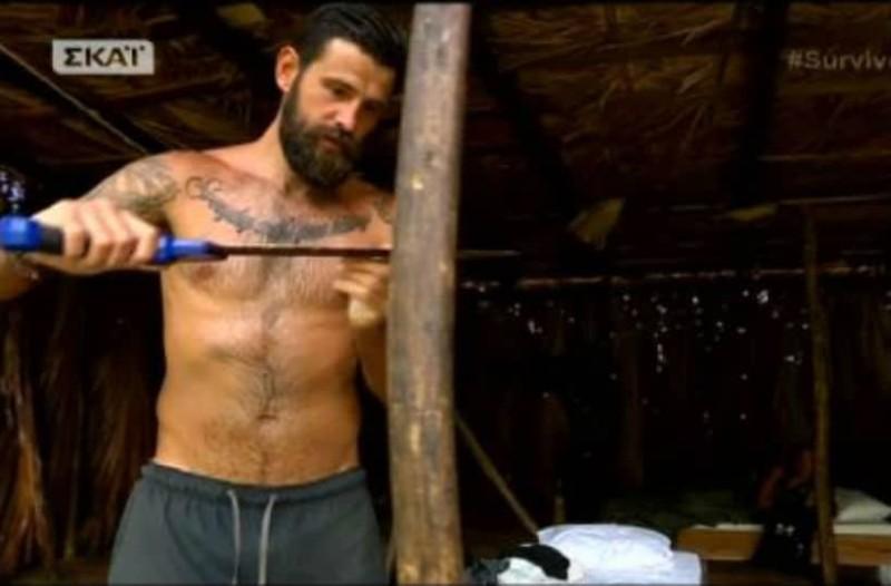 "Survivor 2: Επέτειος για τους παίκτες! Ο... ""φυλακισμένος"" Μουρούτσος και η αντίδραση των παικτών για την 100η μέρα τους; (video)"