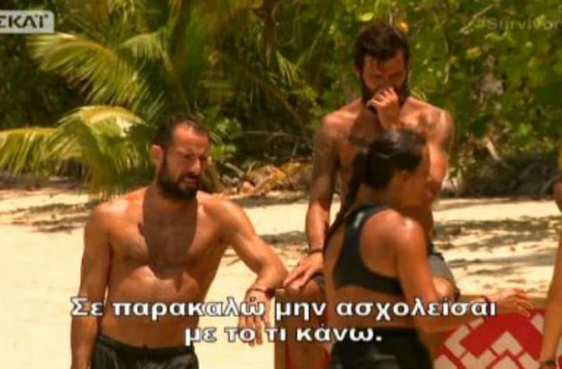 Survivor 2: Πανικός: