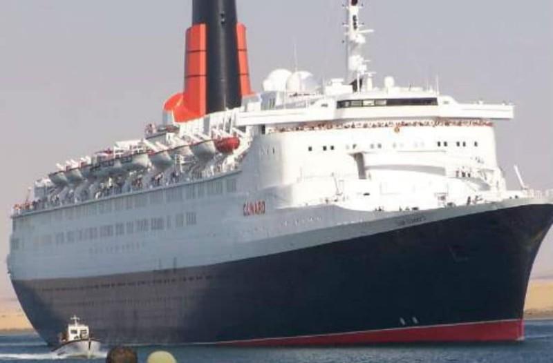 Ξενοδοχείο έγινε το ιστορικό κρουαζιερόπλοιο Queen Elizabeth II (photos)