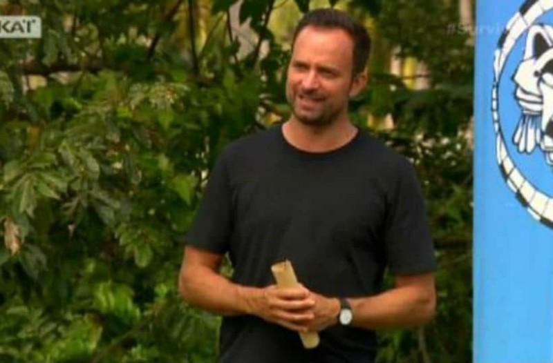 Survivor 2: Απίστευτη συμπεριφορά του Χάρου όταν μιλούσε ο Κρητικός! Δείτε τι έκανε... (video)