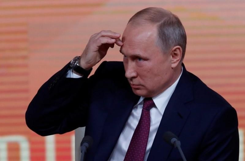 Ο Πούτιν έγινε... φορτηγατζής!
