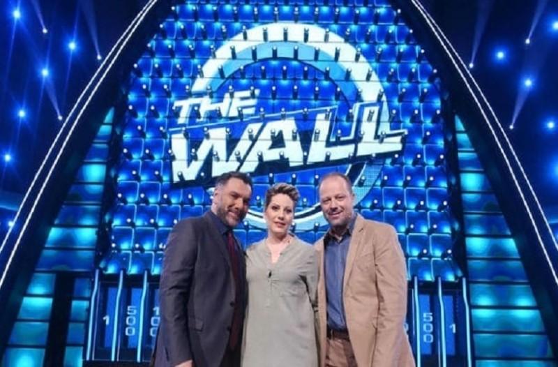 The Wall: Το ζευγάρι που τα φέρνει πέρα δύσκολα και οι δύο