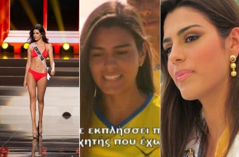Survivor: Αυτή είναι η Μις Κολομβία που καθήλωσε χθες τους τηλεθεατές! (photos)