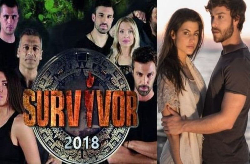 Μεγάλη ανατροπή στην τηλεθέαση: Η πτώση του Survivor και η