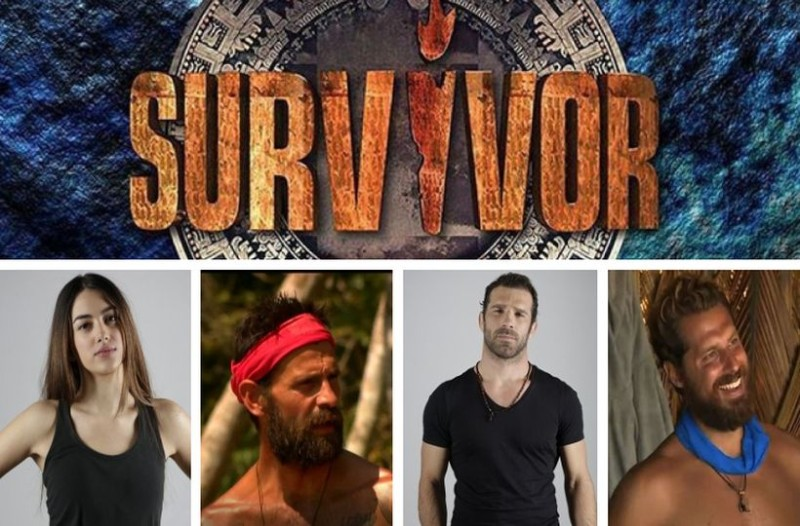 Survivor - ψηφοφορία: Ποιος παίκτης θέλετε να αποχωρήσει αυτή την εβδομάδα από το Survivor;