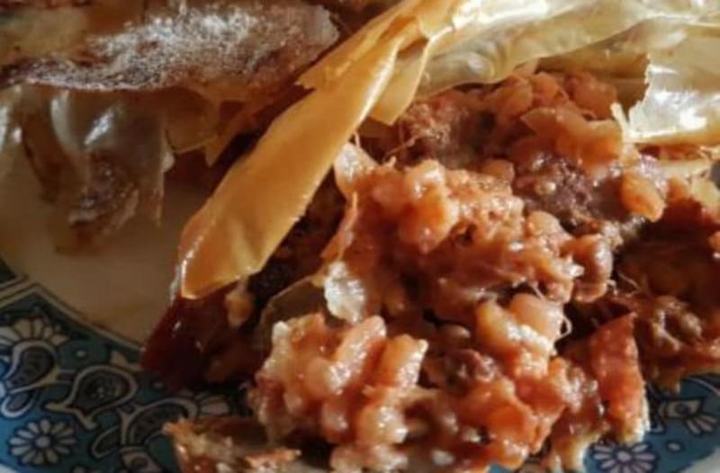 Για μάγειρες χωρίς σύνορα: Μαροκινή Pastilla με αρνί!
