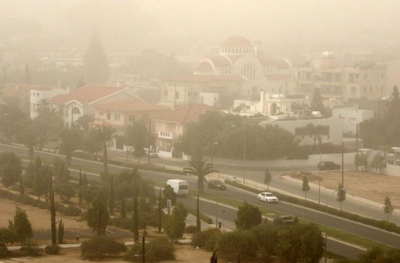 Άστατος προβλέπεται ο καιρός σήμερα, Πέμπτη! - Επιστρέφει η αφρικανική σκόνη!