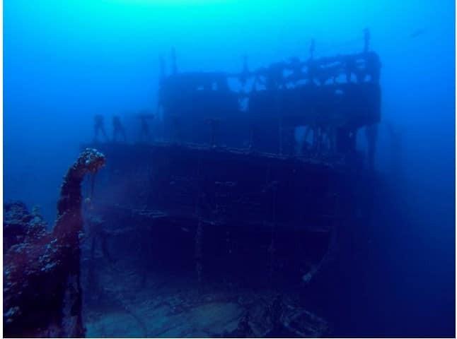 Ανατριχιαστικό: Το πλοίο που έχει βυθιστεί ανοικτά της Αττικής από το Α' Παγκόσμιο Πόλεμο! Σε ποια περιοχή; (photos+video)