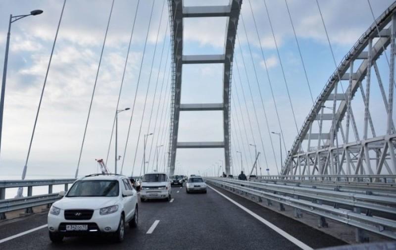 Ένα εντυπωσιακό time-lapse βίντεο από την κατασκευή της γέφυρας Κριμαία - Ρωσία! (video)
