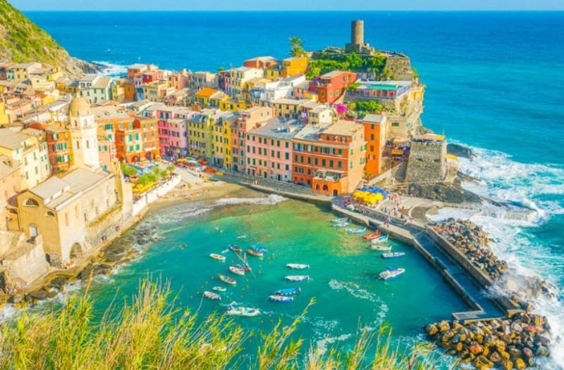 Ένας από τους πιο ιδιαίτερους προορισμούς της Ιταλίας: Το μαγευτικό Cinque Terre  θα σε κάνει να ετοιμάσεις βαλίτσες! (Photos)