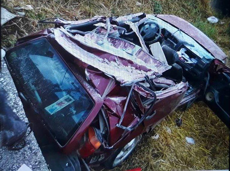 Τροχαίο - σοκ στην Αργολίδα: Νεκρός πατέρας 4 παιδιών! (photos+video)