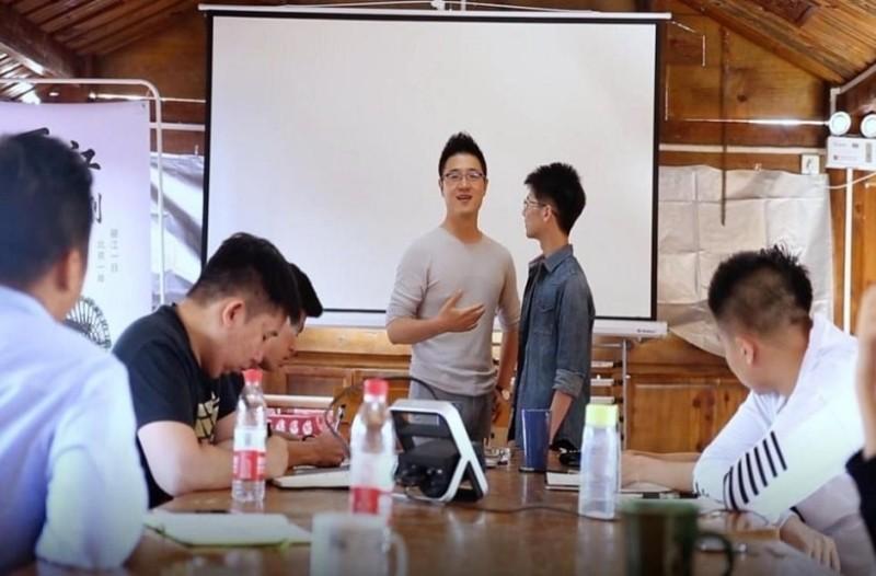 Οι Κινέζοι παραδίδουν μαθήματα... φλερτ!