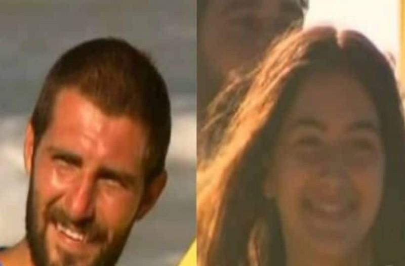 Survivor: Φωτογραφία ντοκουμέντο! Η Ροδάνθη αγκαλιά με τον Ρουμάνο όταν τελείωσε το αγώνισμα!