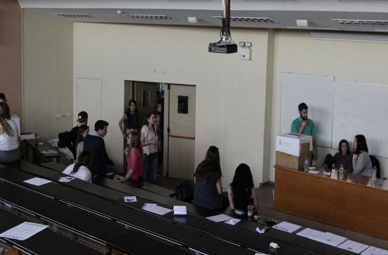 Φοιτητικές εκλογές: Άνοδος της ΔΑΠ! - Δεύτερη δύναμη η Πανσπουδαστική