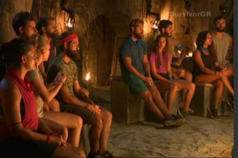 "Survivor 2: Πανικός στο συμβούλιο! ""Αρπάχτηκαν"" Δαλάκα – Σαλταφερίδου! Χαμός για τους πανηγυρισμούς! - ""Να προσέχεις τις κινήσεις σου..."" (video)"