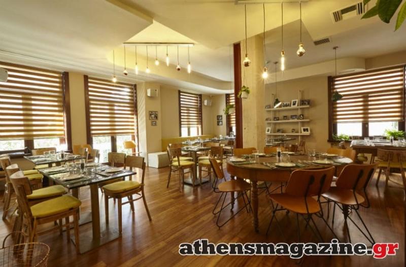 Το ιταλικό εστιατόριο όπου οι πελάτες μπορούν να δουν τα φρέσκα ζυμαρικά να φτιάχνονται μπροστά τους!