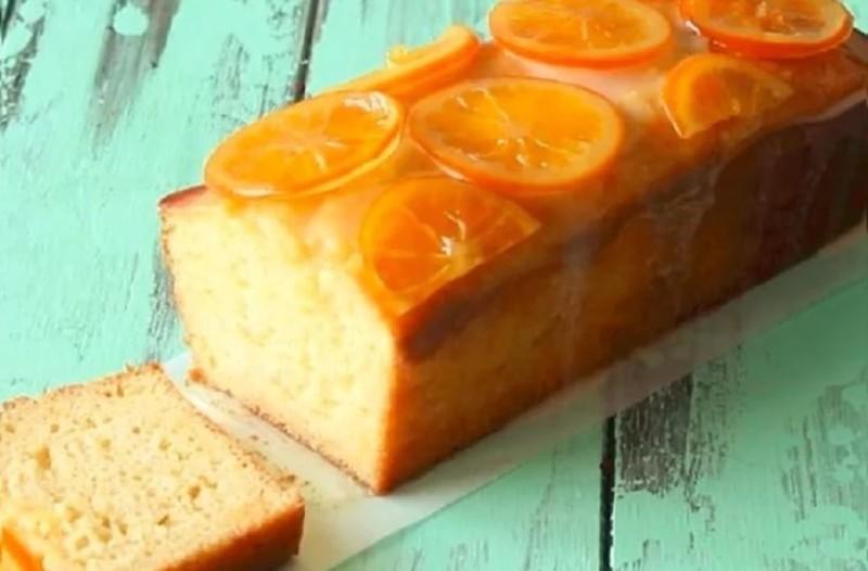 Φτιάξε το πιο νόστιμο κέικ με πορτοκάλι και γιαούρτι!