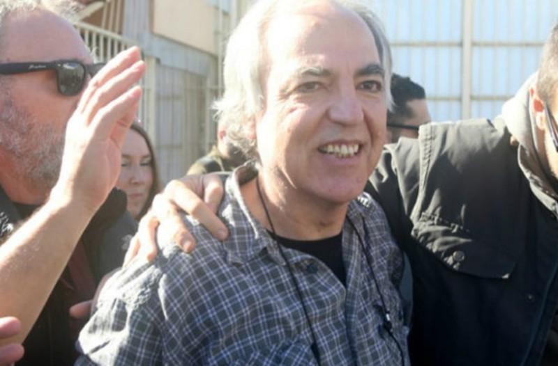 Στο νοσοκομείο των φυλακών Κορυδαλλού ο Δημήτρης Κουφοντίνας!