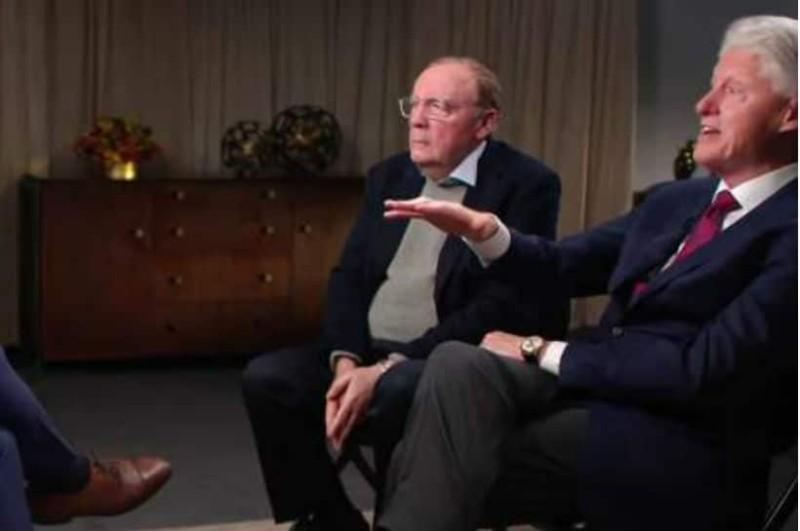 Ο Μπιλ Κλίντον εκνευρίζεται γιατί ακόμη τον ρωτούν για την Λεβίνσκι: