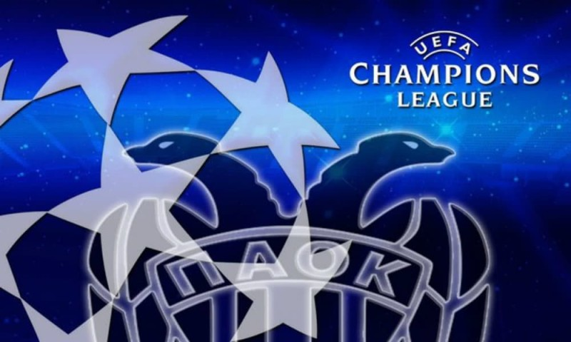 Champions League: Αυτή είναι η αντίπαλος του ΠΑΟΚ!