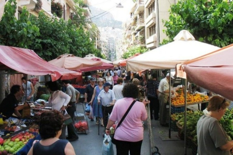Ποιο είναι το κόλπο με το οποίο σας εξαπατούν στη λαϊκή αγορά;