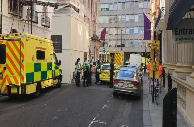 Συναγερμός στο Λονδίνο!